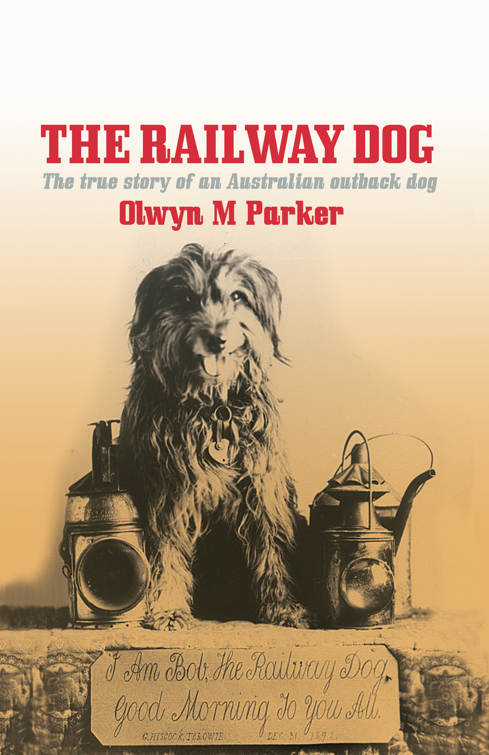 COVER the railway dog 2016