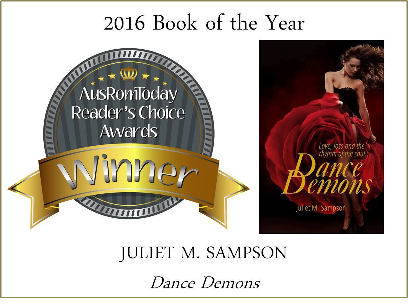 Congratulations Juliet & Dance Demons!